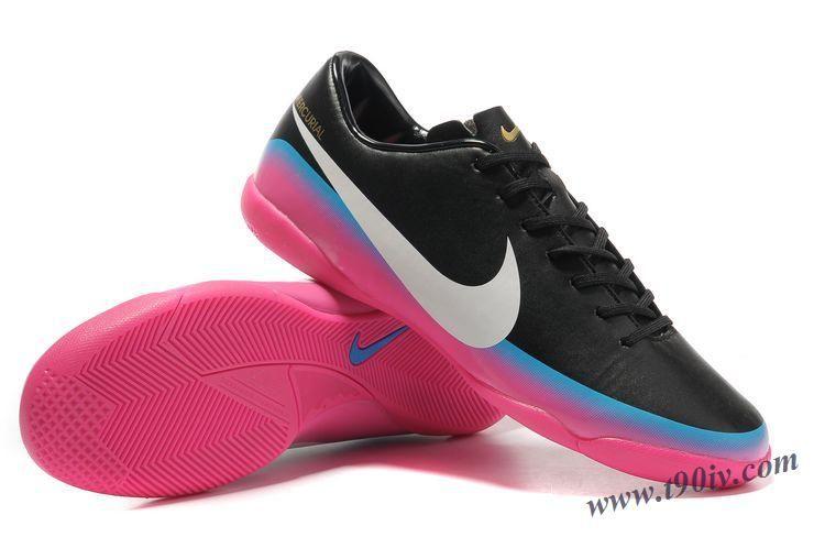 designer fashion 7e550 8894f Nike Mercurial Vapor VIII CR7 IC - Black-Pink-White