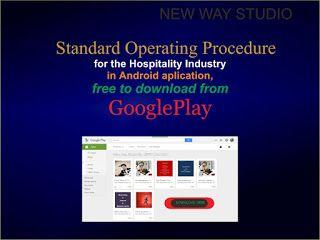Hotel Standard Operating Procedure Standard Operating Procedure
