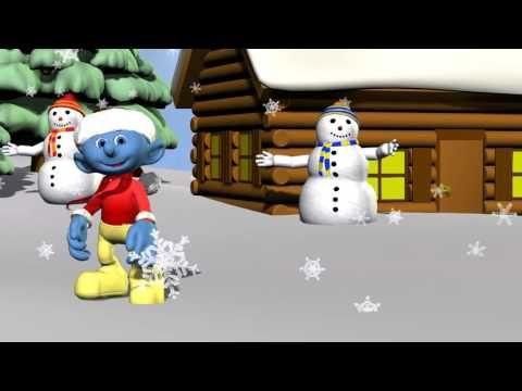 Advent weihnacht fr hliche weihnachten gruss vom schlumpf youtube besondere anl sse - Schlumpf weihnachten ...