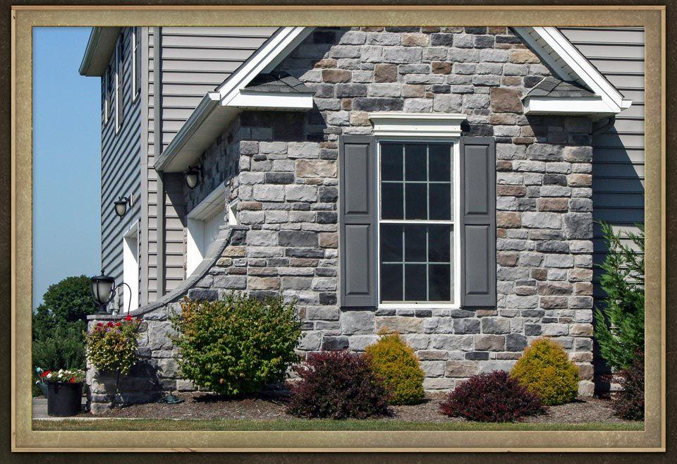 Stonecraft Pennsylvania Heritage House Paint Exterior Exterior Stone Exterior House Colors