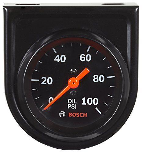 Bosch Sp0f000052 Style Line 2 U0026quot  Mechanical Oil Pressure