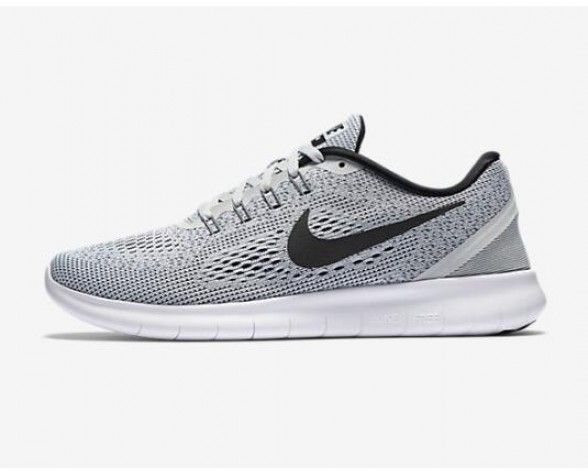 33f77d553e48 Nike Free RN Running Shoes 831509-101 Pure Platinum