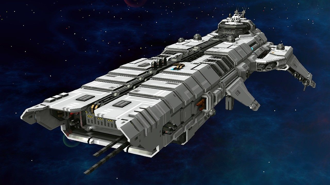 space ship on starmade - photo #9