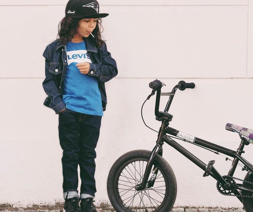 Biking Berlin by Laetitia K   MilK - Le magazine de mode enfant
