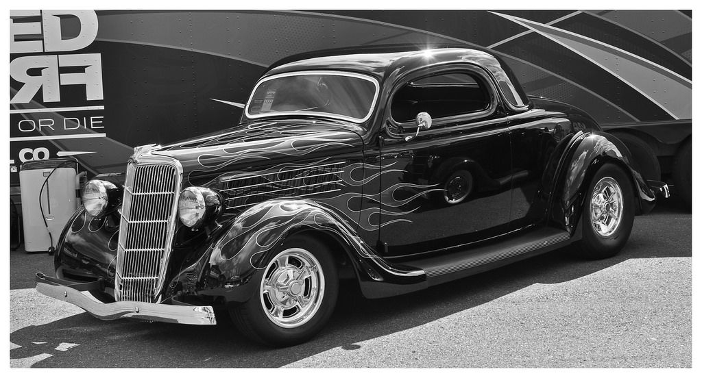 1935 Ford 3 Window Coupe With Images Puyallup Wa Puyallup Car Show