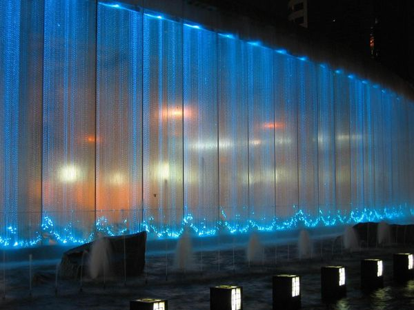 led and fiber optic lighting by wiedamark fiber optic sparkle