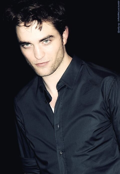 Damn. (love or hate Twilight, but damn, you can't deny this man is gorgeous)