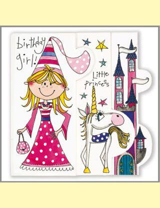princesas y su  unicornio