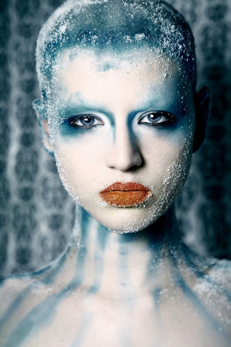 Image result for mermaid sfx make-up