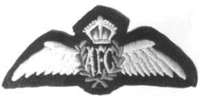 Badges of the Australian Flying Corps