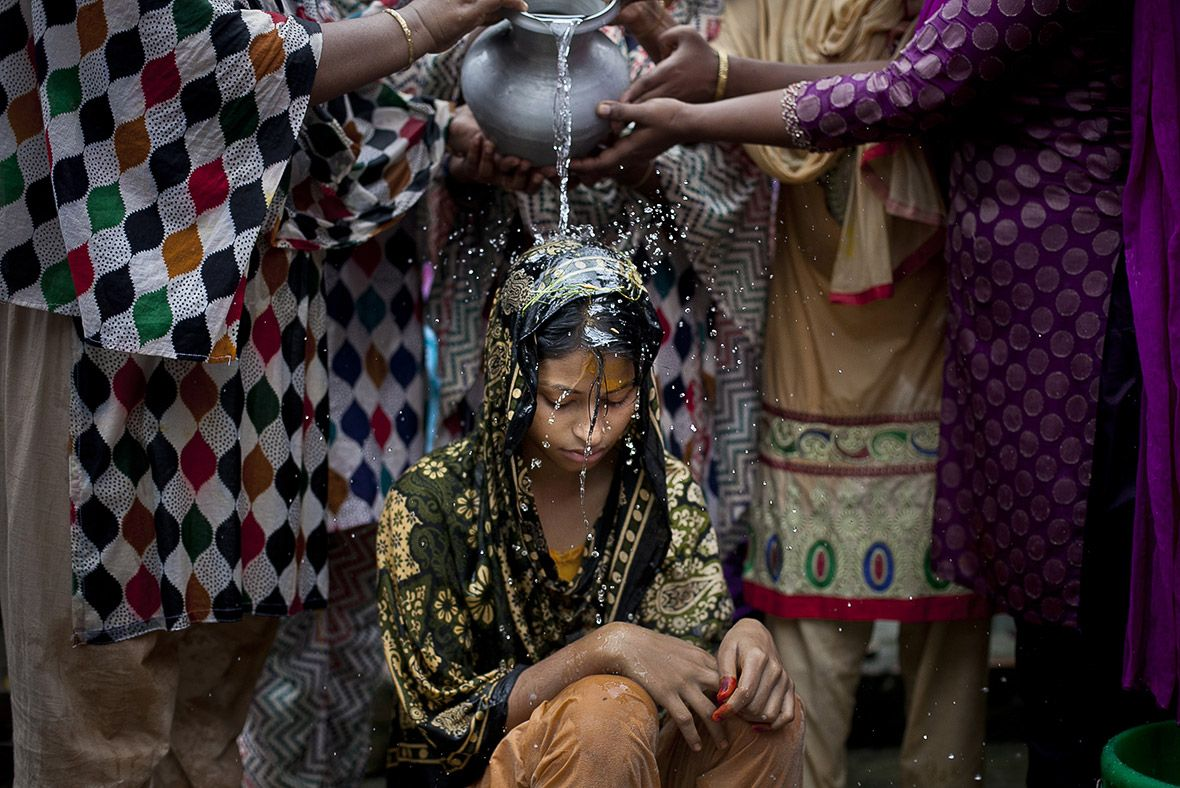 Bangladesh Child Marriage 15 Year Old Girl S Heartbreaking