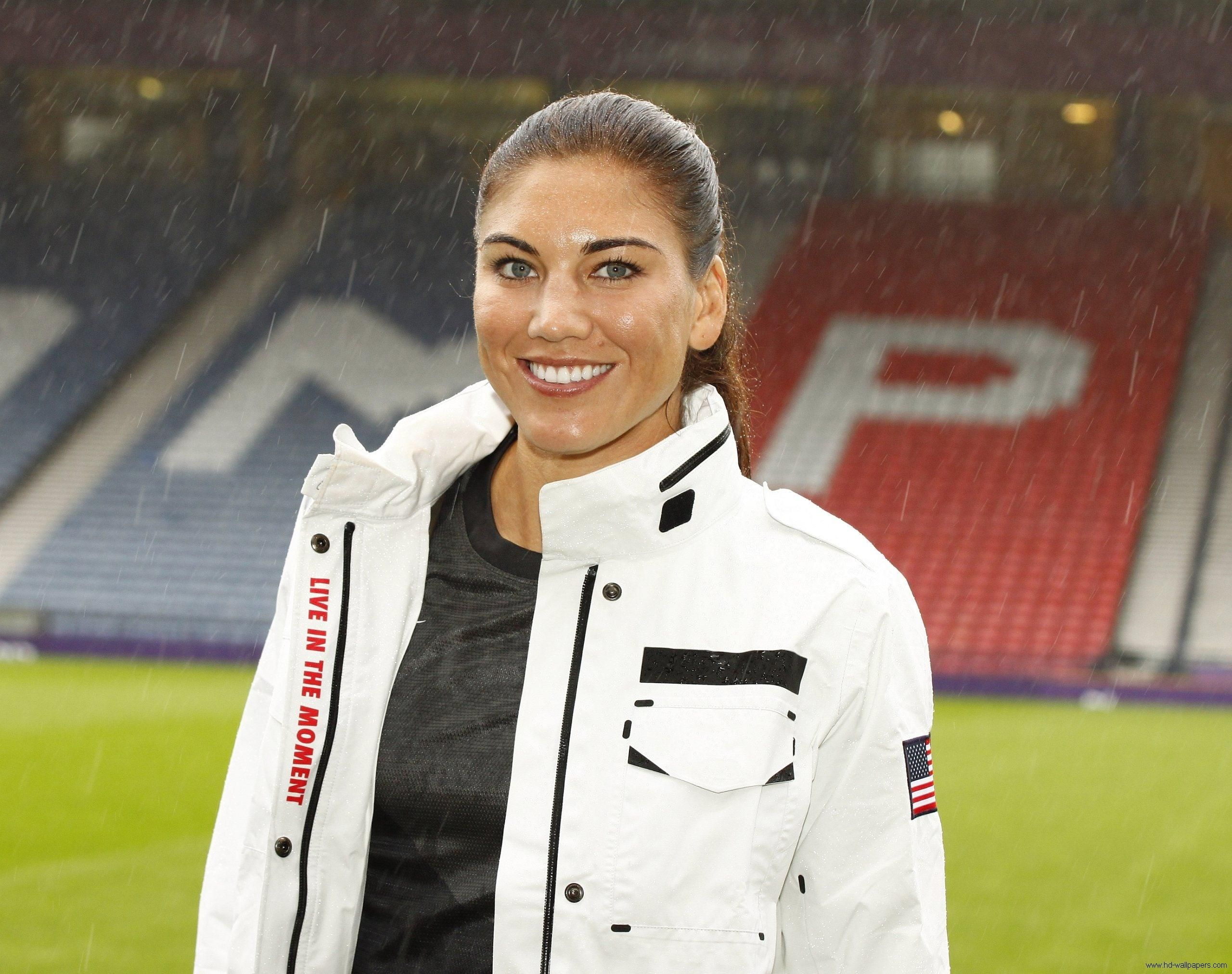 Pin By Md Minhajul Mamun On Soccer Players: Top Sports Woman – Hope Solo