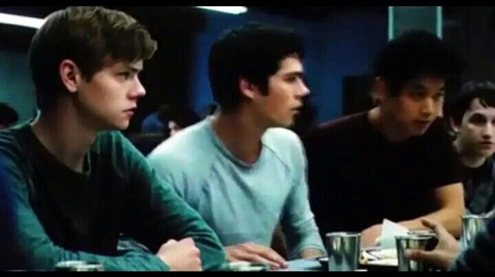 A still from The Scorch Trials