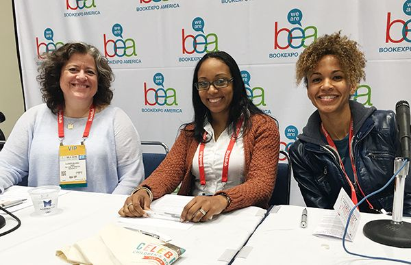 """CBC Diversity Presents """"Strategies for Selling Diverse Books"""" at BEA 2016 