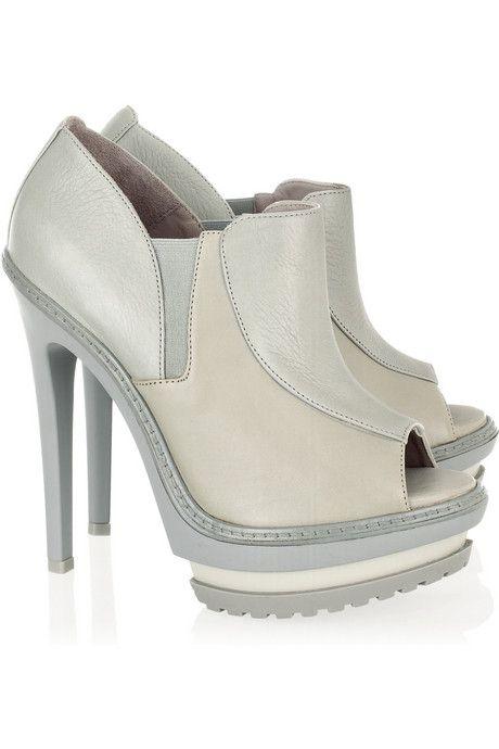 Hervé Léger Leather Boots pER4uo