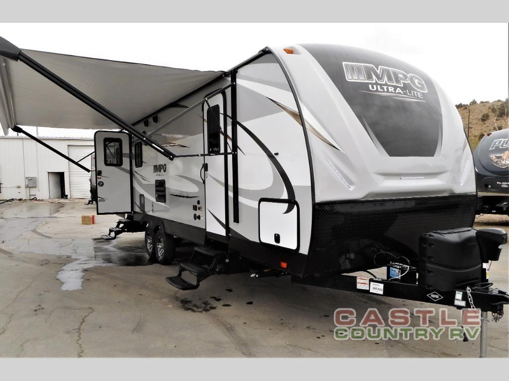 New 2019 Cruiser Mpg 2650rl Travel Trailer At Castle Country Rv