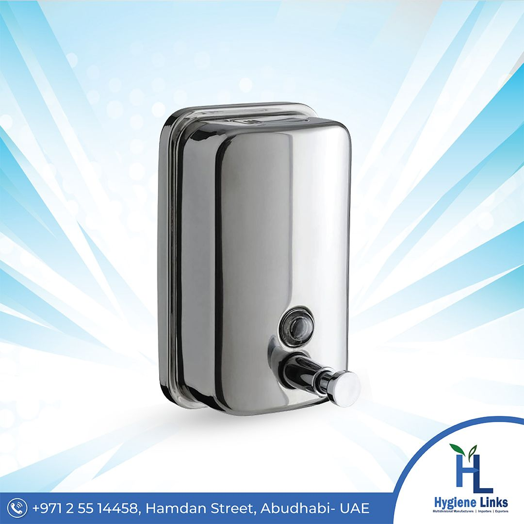Looking For The Best Soap Dispenser Suppliers In Uae Hygiene