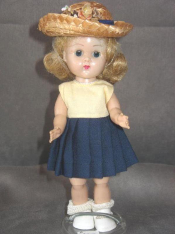 Vintage Vogue Ginny Doll at DebDoll's on Bonanza