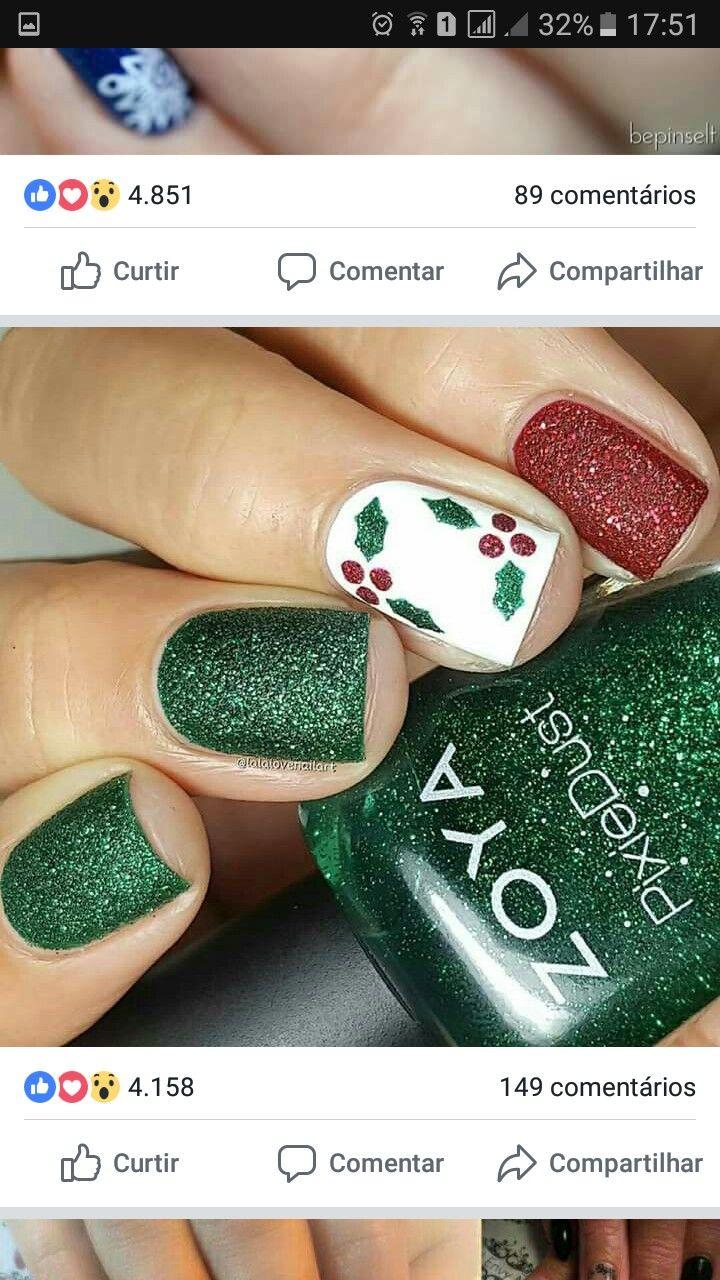 Pin de Maria Eugenia Carreño en Uñas | Pinterest | Diseños de uñas ...