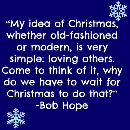 Bon Bob Hope Quote