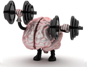 La palestra fa bene al cervello