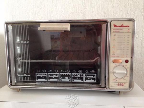 Moulinex küchenreibe ~ Horno electrico moulinex g sólo para