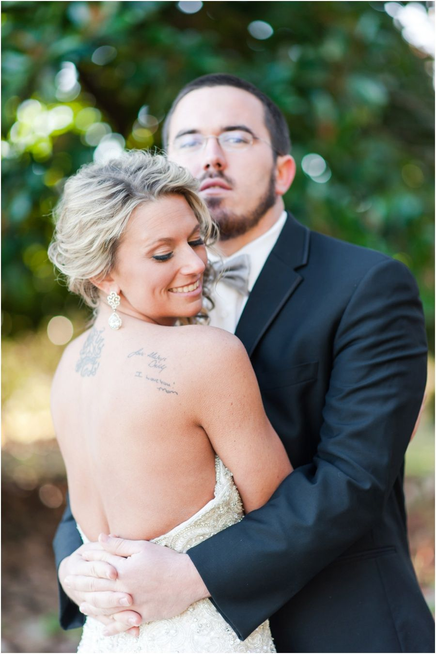 Winter Wedding by Christina Forbes Photography