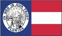Florida In The Civil War Florida Ochp Civil War Flags War Flag Florida State Flag