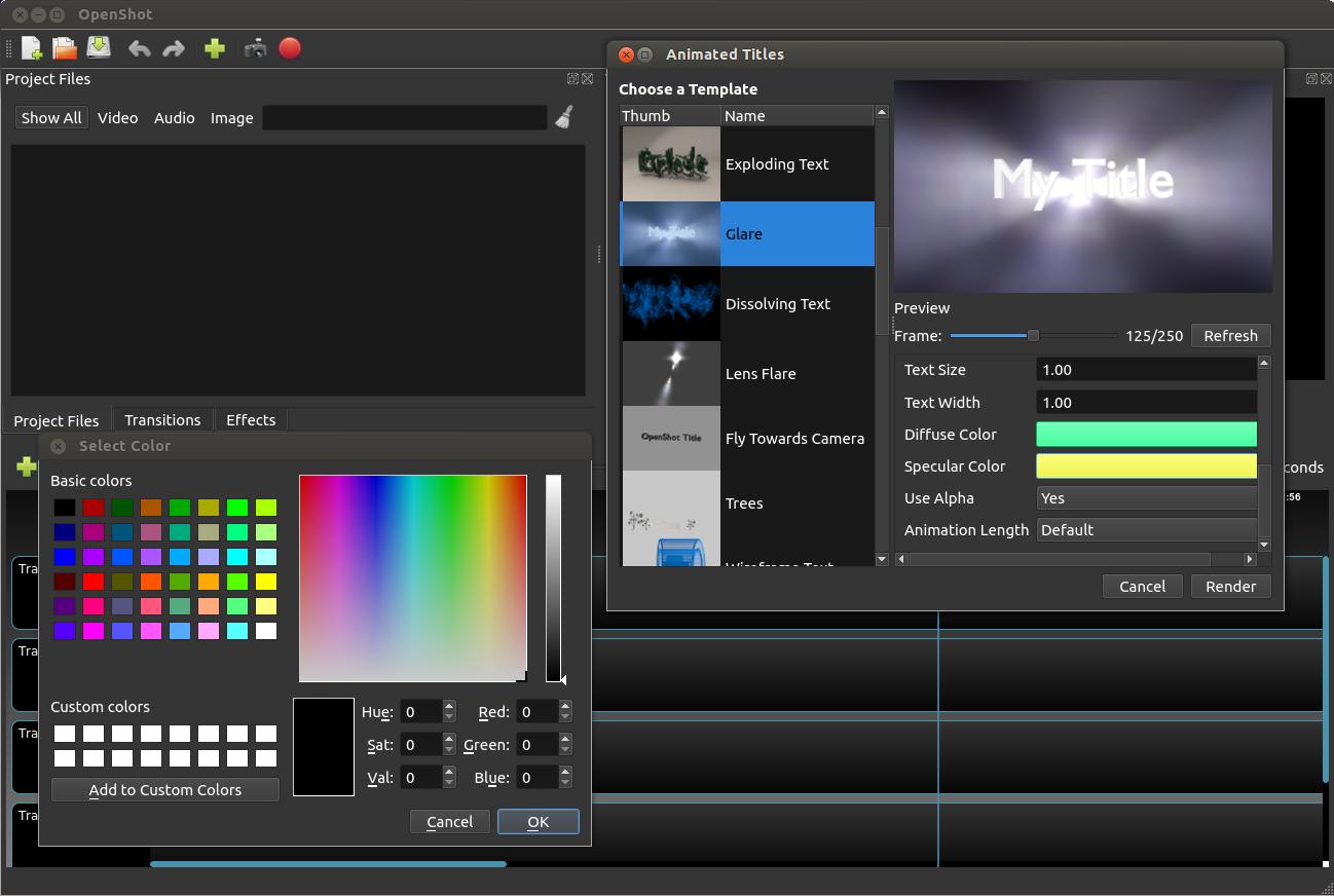 OpenShot Video Editor Blog Video editor, Video, Video app