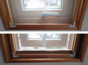 みなさんのお宅の窓に 網戸は必ずついていますか エアコンが広く普及した日本の家屋で 窓を開け放つ機 網戸 網戸 自作 玄関 網戸 Diy