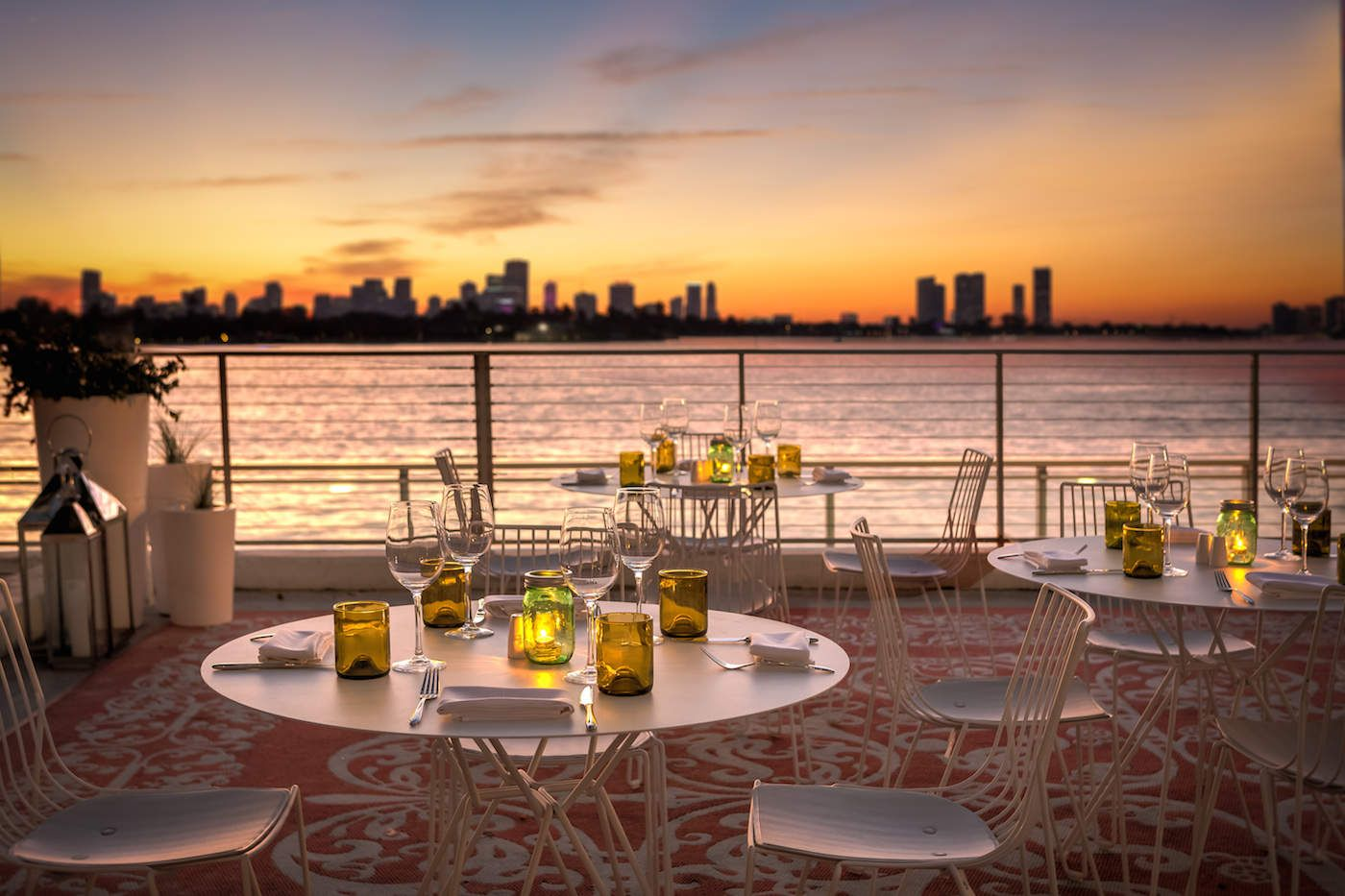 the 13 most beautiful bars in miami - best bars south beach