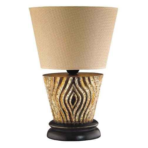 Lighting African Style Tribal Decor, African Table Lamps