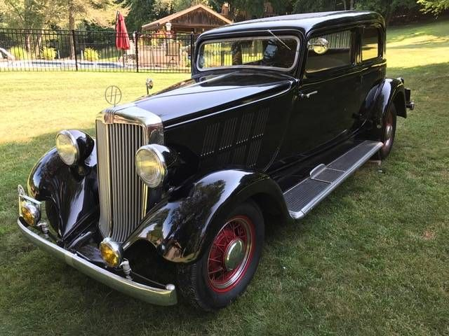 1933 Hupmobile K 321 For Sale 1987187 Hemmings Motor News