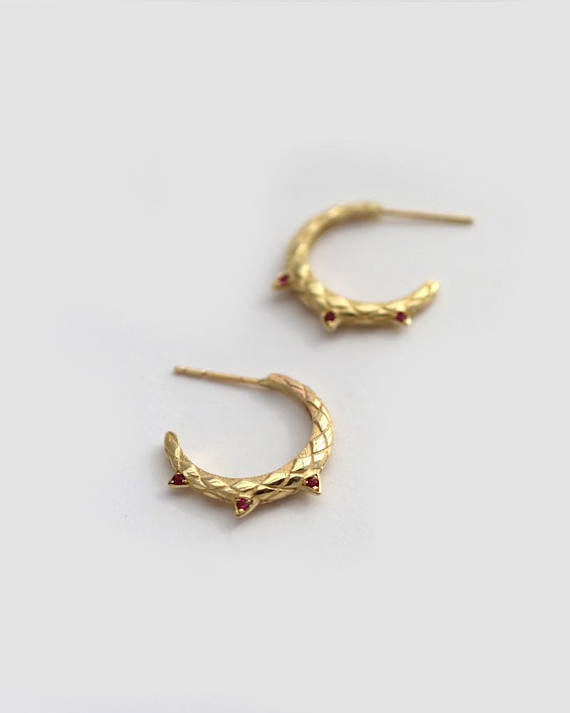 22 Carat Gold Hoop Earrings Uk Best Earring 2017