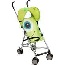 Walmart: Disney Umbrella Stroller, Mike Wazowski