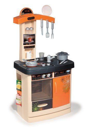 Simba Smoby Bon Apetit Kitchen By Smoby Http Www Amazon Co Uk Dp B005487ulk Ref Cm Sw R Pi Dp Nafsb1t00hca Toy Kitchen Kitchen Play Kitchen
