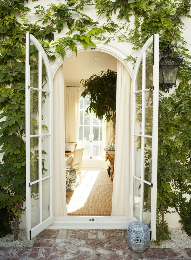 Fresh Balcony French Doors
