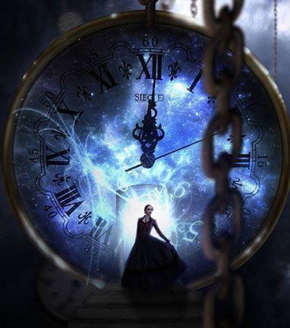 Resultado de imagem para time travel fantasy art | Time travel art, Time  art, Clock art