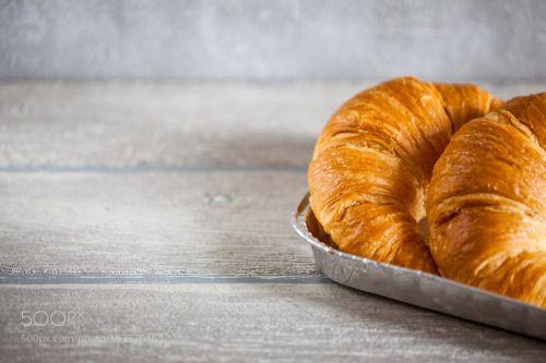 Fresh Croissants by bhilibb  IFTTT 500px