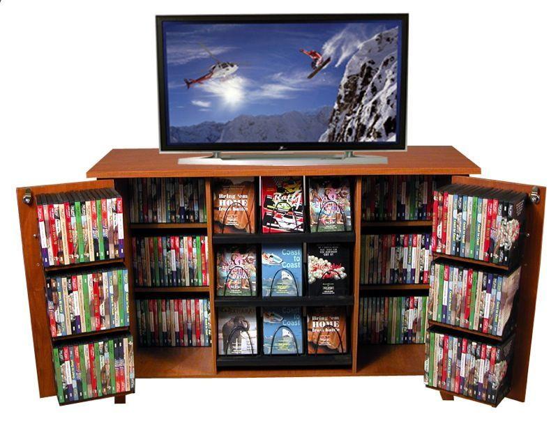 20 creative dvd storage ideas with c nv nt n l st l diy stuff to try diy dvd storage. Black Bedroom Furniture Sets. Home Design Ideas
