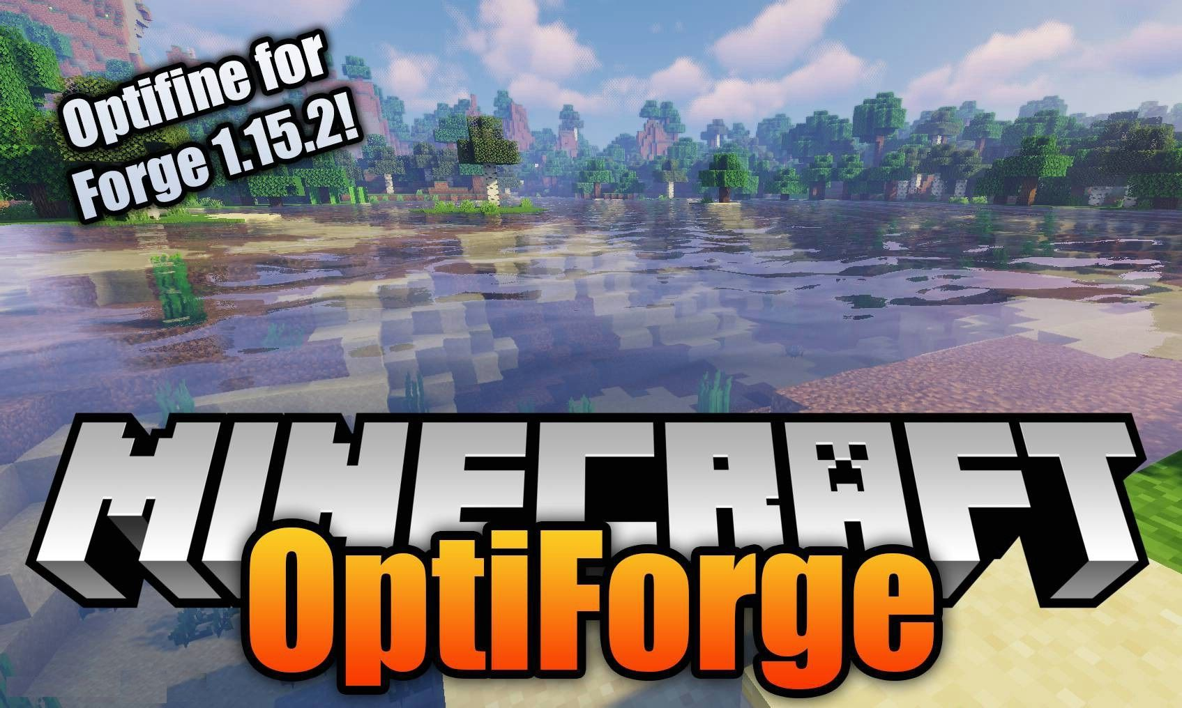 Optiforge Mod Makes Optifine Compatible With Forge Minecraft Minecraft Mods How To Play Minecraft