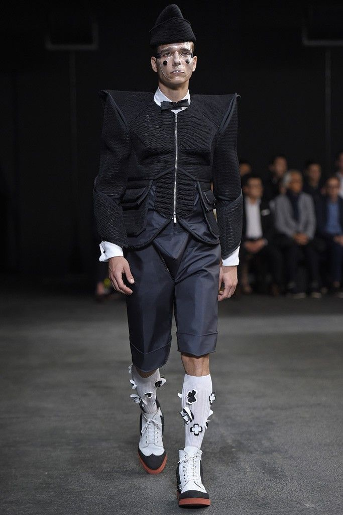 Thom Browne Men's RTW Spring 2015 - Slideshow