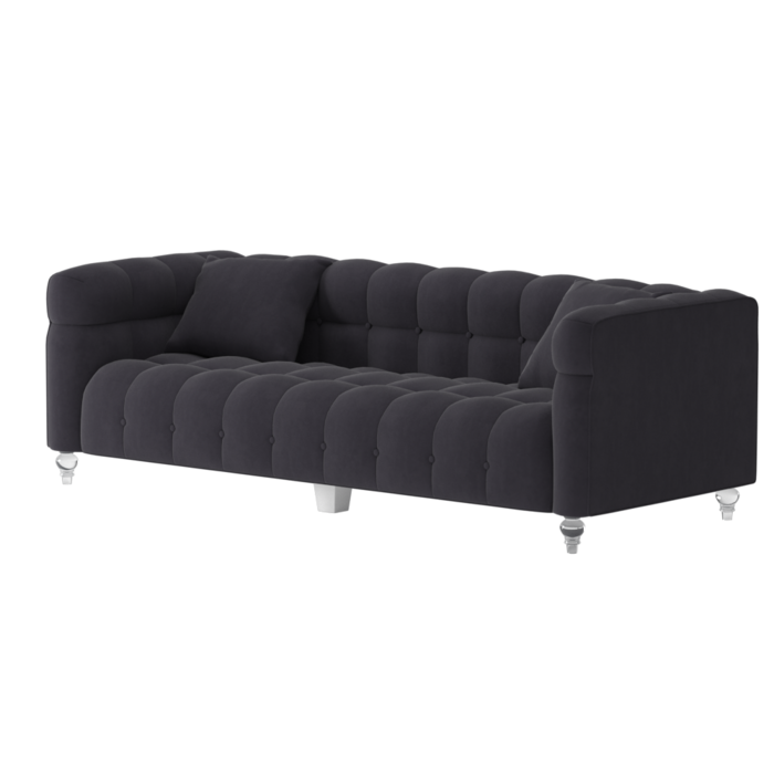 Everby Chesterfield Sofa In 2020 Upholstered Sofa Chesterfield
