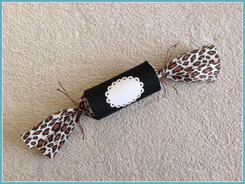"Knallbonbon ""Leopard"" von Smaragddrache auf DaWanda.com"