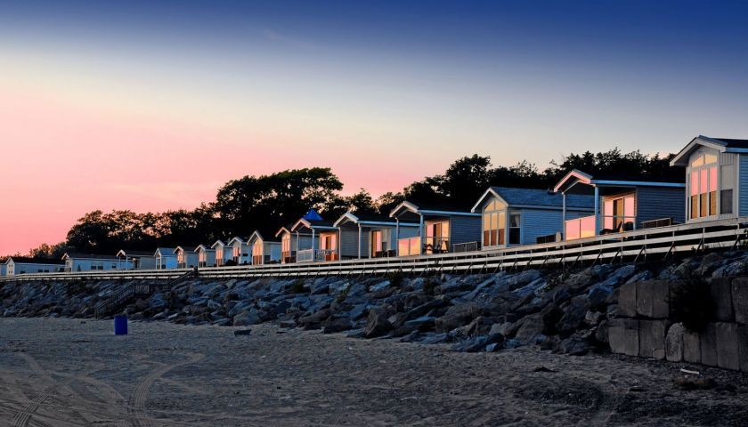 Lake Erie Beach Resorts Rv Parks On Sherkston