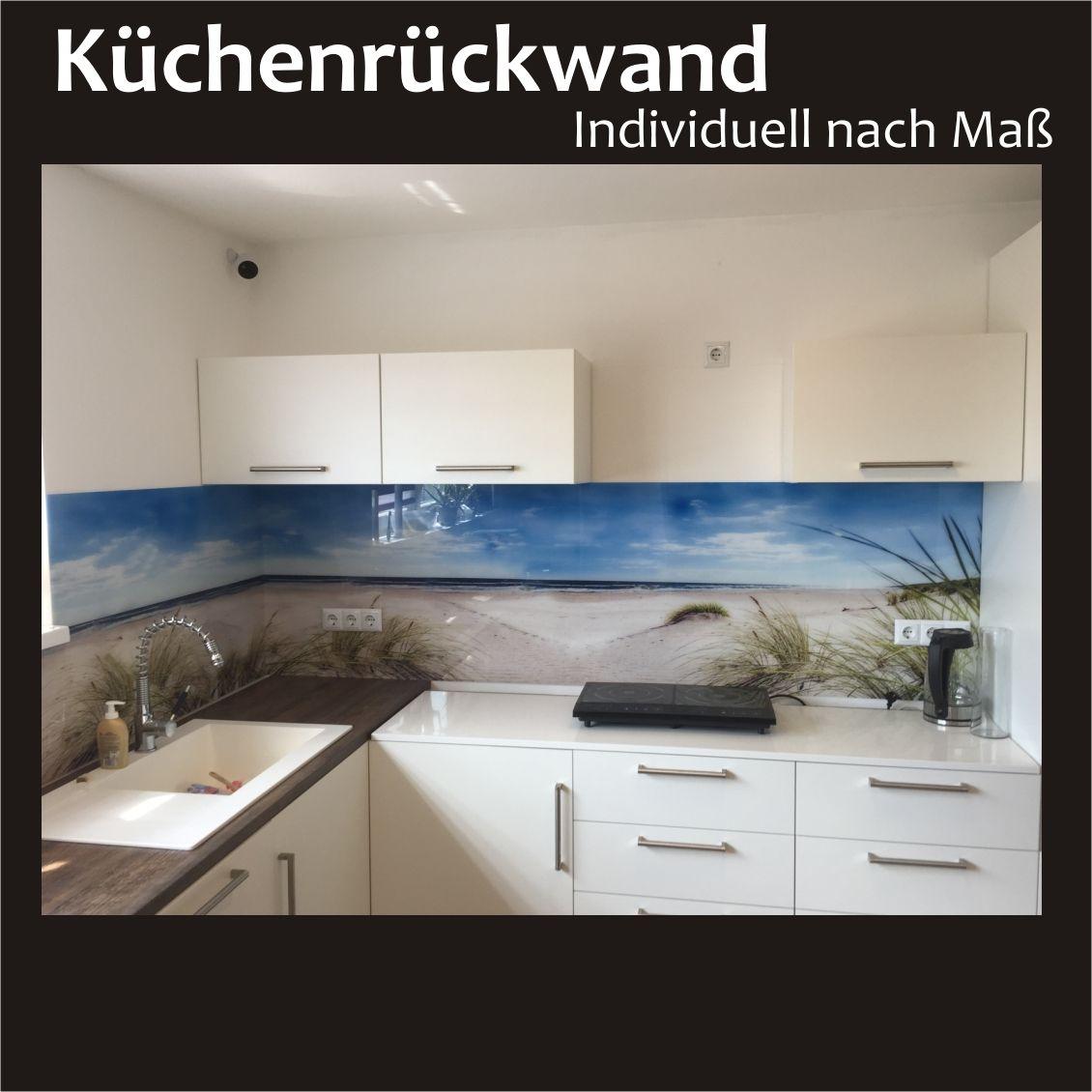Küchenrückwand nach Maß - Küchenrückwand, Fliesenspiegel ...