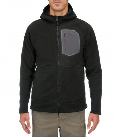 Sudadera con capucha para hombre The North Face Men's Chimborazo Hoodie –  Chaqueta de forro polar
