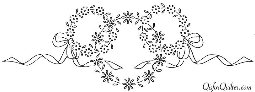 Vintage Embroidery Transfers More Vintage Embroidery Transfers