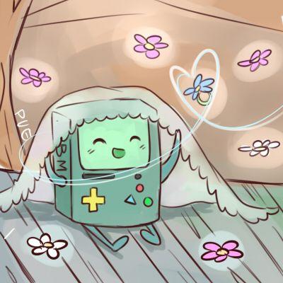 Bmo Lost By Pvelephant Deviantart Com On Deviantart Adventure Time Adventure Time Wallpaper Adventure Time Art