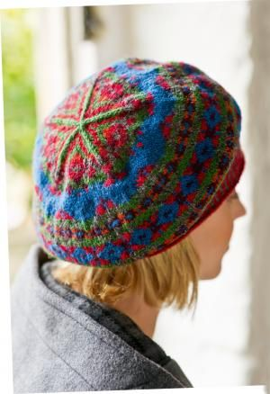 Masterclass: Design your own Fair Isle hat, part 1   The Knitter ...